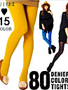 Feminin Ciorapi cu Chilot Feminin Cald Nailon/Spandex