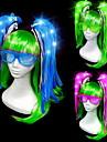 conduit éclat fluorescent tresse épingle à cheveux classique style féminin