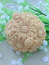 blomma boll efterrätt dekoratör tvål mögel fondant tårta choklad silikon mögel, dekorationsverktyg bakeware