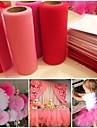 organza PC Accesorii de Nuntă Ceremonia de decorare - Nuntă Petrecere Zi de Naștere Absolvire Cheful Burlacelor Ziua Îndrăgostiților