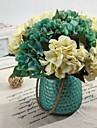 Poliester Hydrangeas Flori artificiale