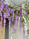 ramură Mătase Violet Față de masă flori Flori artificiale
