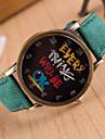 Pentru femei Ceas La Modă Quartz PU Bandă Ceas Global