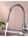 Accessoire de robinet - Qualite superieure - Moderne ABS de qualite Bec - terminer - Chrome