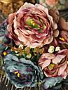 Poliester / Plastic Bujori Flori artificiale