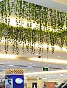 ramură Poliester Plante Flori Perete Flori artificiale 200*6*6