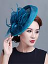 Diadema Femei Pălărioare Nuntă / Ocazie specială / Informal / Exterior Nuntă / Ocazie specială / Informal / Exterior 1 Bucată