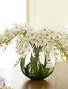 Poliester / PU Orhidee Flori artificiale