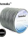 500 M PE Braided Line / Dyneema 0.1 0.126 mmSjöfiske / Flygfiske / Isfiske / Spinning / Jigging fiske / Färskvatten Fiske / Karpfiske /