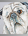 Peinture a l\'huile Hang-peint Peint a la main - Pop Art Contemporain Toile