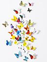 Animaux Stickers muraux Autocollants muraux 3D Autocollants muraux decoratifs, Papier Decoration d\'interieur Calque Mural Mur