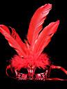 Înger & Demon Mască Mascaradă Unisex Halloween Carnaval Festival/Sărbătoare Costume de Halloween 纯色