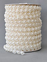 Kreatív Tömör szín Szalag Strassz Esküvői szalagok - 1 Darab / Set Egyedi esküvői dekor Strasszos Köszönetajándék tartó díszítés