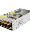 spd-120W accesorii 12v10a cctv sisteme de camera de metal de alimentare transformator - argint (ac 110-220V)