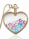 Bărbați Dame Pandative Heart Shape Plastic Inimă Bijuterii Pentru Nuntă Petrecere Zilnic Casual