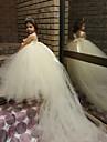 rochie de bal rochie de flori fata rochie - poliester fara maneci curele de spaghete cu flori de thstylee