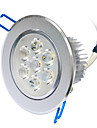 Plafonieră 7 led-uri LED Putere Mare Intensitate Luminoasă Reglabilă Decorativ Alb Cald Alb Rece 700lm 3000/6000K AC 220-240 AC 110 - 130