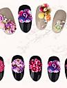 20 Bijoux a ongles Abstrait Classique Mariage Quotidien Abstrait Classique Mariage Haute qualite