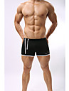 Homme Permeabilite a l\'humidite Respirable Compression Anti-transpiration Tactel Tenue de plongee Survetement Maillots de Bain Bas-