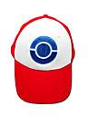 Pălărie/Șapcă Inspirat de Pocket Little Monster Ash Ketchum Anime/ Jocuri Video Accesorii Cosplay Pălărie Șapcă Terilenă Bărbați