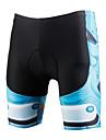ILPALADINO Homme / Unisexe Cuissard Rembourre de Cyclisme Velo Cuissard  / Short / Bas La peau 3 densites, Sechage rapide, Pare-vent