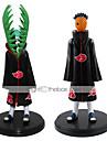 fierbinte noi de vânzare 2buc / set anime PVC figura jucării naruto akatsuki Zetsu uchiha Madara 19cm de colectie pentru copii jucării