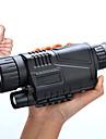 5-8X40 Monokulär Night Vision Goggles Militär Militär Allmänt bruk Jakt BAK4 Full multibeläggning 5*3.75 Centralt fokus