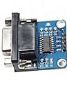 RS232 serieport för ttl-omvandlare modul för Arduino