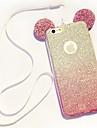 Pentru iPhone 8 iPhone 8 Plus Carcasă iPhone 5 Carcase Huse Model Carcasă Spate Maska Desene 3D Moale TPU pentru iPhone 8 Plus iPhone 8