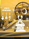 Animale / Crăciun / Romantic / Vacanță Perete Postituri Autocolante perete plane,vinyl 42*47.3cm