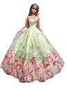 Princesse Robes Pour Poupee Barbie Robes Pour Fille de Jouets DIY