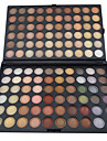 120 Palette Fard a paupieres Sec Mat Palette Fard a paupieres Poudre OrdinaireMaquillage Smoky-Eye Maquillage d\'Halloween Maquillage