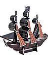 perla negru puzzle 3d jucării DIY pentru copii și puzzle pentru adulți puzzle (24pcs)