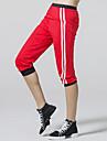 CONNY Dam 3/4-capribyxor för jogging Andningsfunktion Svettavvisande Byxa Underdelar Klättring Motion & Fitness Fritid Sport Badminton