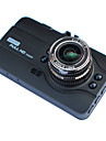 Full HD 1920 x 1080 GPS / Czujnik przyspieszenia / Video Out Rejestrator samochodowy 170 stopni Szeroki kąt 12.0MP CMOS 3 in Dash Cam z Rejestrator samochodowy
