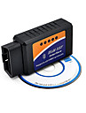 Bluetooth Το Bluetooth OBD2 ELM327 v2.1 ανιχνευτή οχημάτων, καυσίμων οχημάτων μετρητή κατανάλωσης