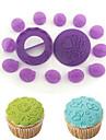 14pcs decorare tort Tort Plastic Decorating Tools