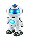 RC Robot Barn Elektronik Robotar Infraröd ABS Sång Dans Gång Fjärrstyrd Sång Dans Musik & Ljus