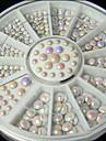 1 pcs Nail Smycken Glitters / Klassisk / Bröllop Vackert Dagligen Nail Art Design