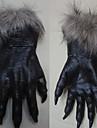 Halloween mănuși de groază diavolul partid mănuși de lup prop vârcolac labe de lup gheare mănuși cosplay costum înfiorător jucării de