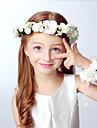 accesoriile de păr pentru fete pentru fete, toate capacele de aur din anotimpuri - khaki violet bej