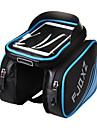 FJQXZ® Sac de Velo 3LLSac de cadre de velo Etanche Zip etanche Anti-derapant Resistant aux Chocs Multifonctionnel Ecran tactileSac de