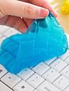 magie mare super-curat noroi curatare praf tastatură cibernetice gel de curățare lipicios (culoare aleatorii)