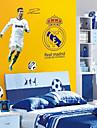 Oameni Perete Postituri Autocolante perete plane Autocolante de Perete Decorative,PVC Material Detașabil Pagina de decorarede perete