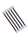 5 pieces Accessoire d\'eclairage Cable electrique Interieur