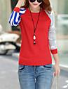 Pentru femei Șic Stradă Plover - Bloc Culoare, Stil Clasic