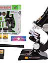 Microscop Jucării Educaționale Plastic Fete Pentru copii Cadou 1pcs