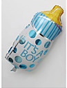 Material Ecologic Decoratiuni nunta-50Piesă/Set Balon Cheful Bebelușului Tema rustic Roz Primăvară / Vară / Toamnă / Iarnă Nepersonalizat