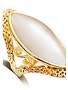 Pentru femei Band Ring - Prinţesă Clasic, Modă 6 / 7 / 8 Auriu Pentru Nuntă / Party / Seara