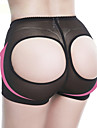 Feminin Corset peste Bust / Set Corset Pijamale Nailon / Spandex Solid Bej / Negru